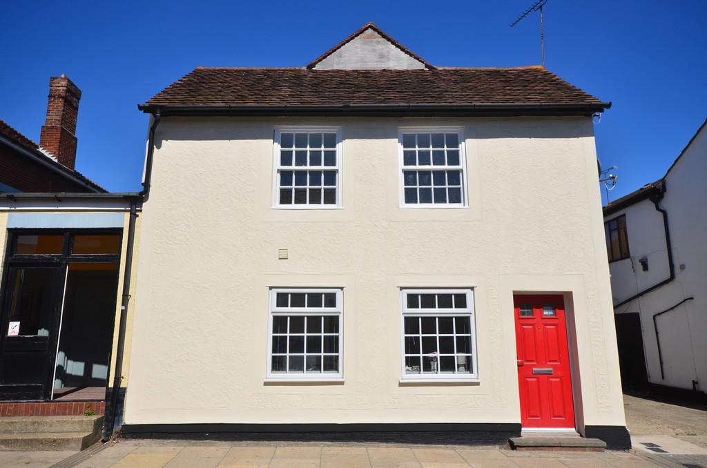 2 Bedrooms Maisonette Flat for sale in High Street, Maldon