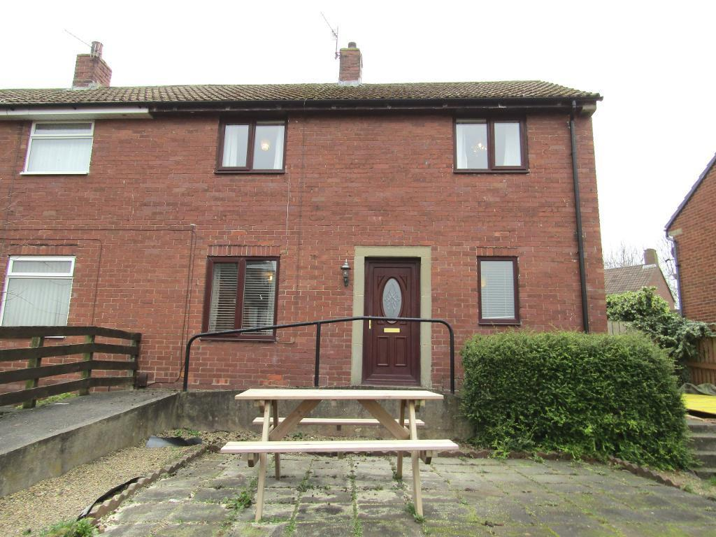 2 Bedrooms Semi Detached House for sale in Kipling Avenue, Whickham, Whickham, Tyne and Wear, NE16 3JB