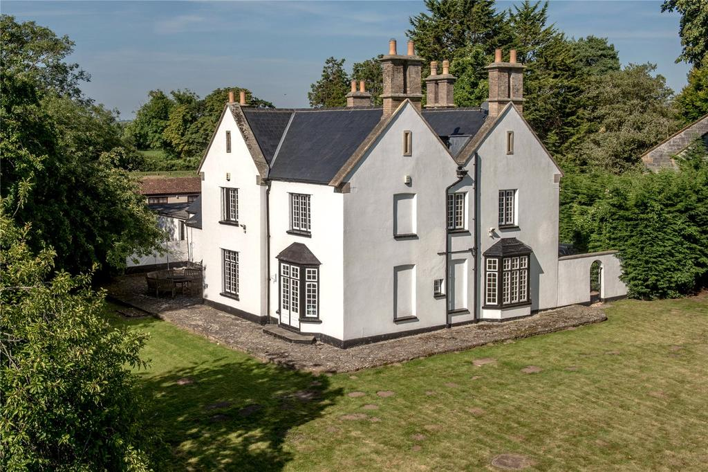 5 Bedrooms House for sale in Burrowbridge, Bridgwater, Somerset, TA7