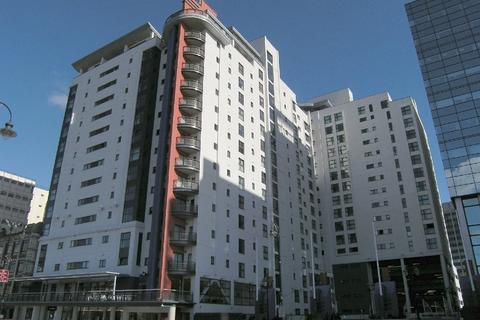 1 bedroom apartment to rent - Landmark Place, Churchill Way, Cardiff