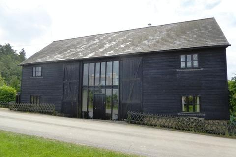 4 bedroom barn conversion to rent - MATFIELD
