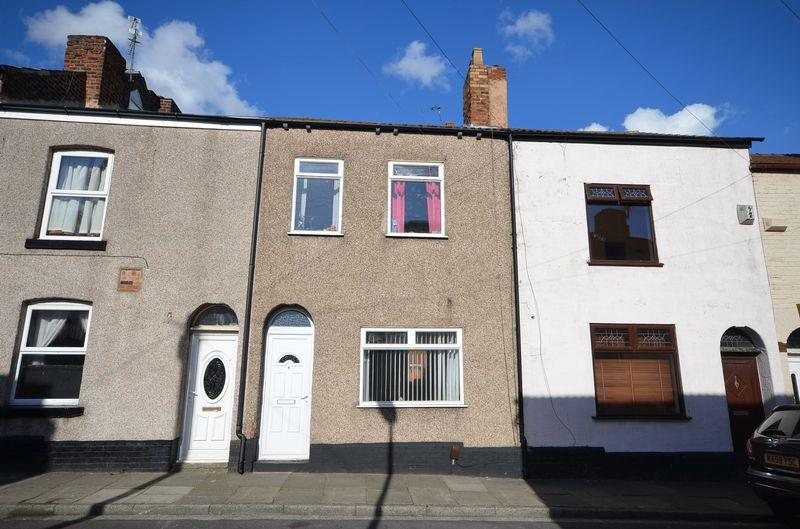 3 Bedrooms Terraced House for sale in Joseph Street, Widnes