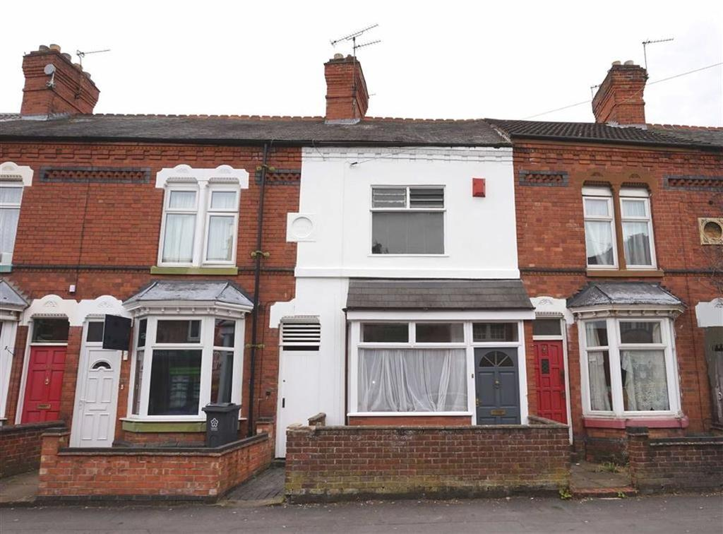 2 Bedrooms Terraced House for sale in Clarendon Park Road, Clarendon Park, Leicester
