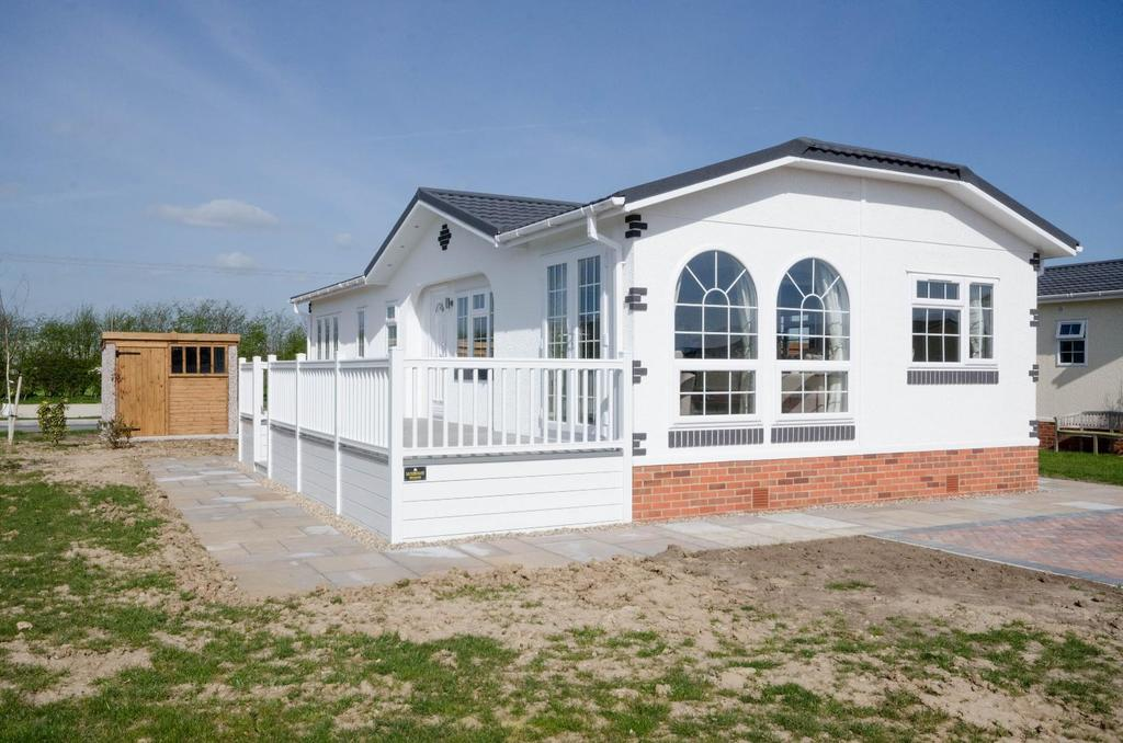 2 Bedrooms Park Home Mobile Home for sale in Ashdown Park, Minskip Road, Boroughbridge