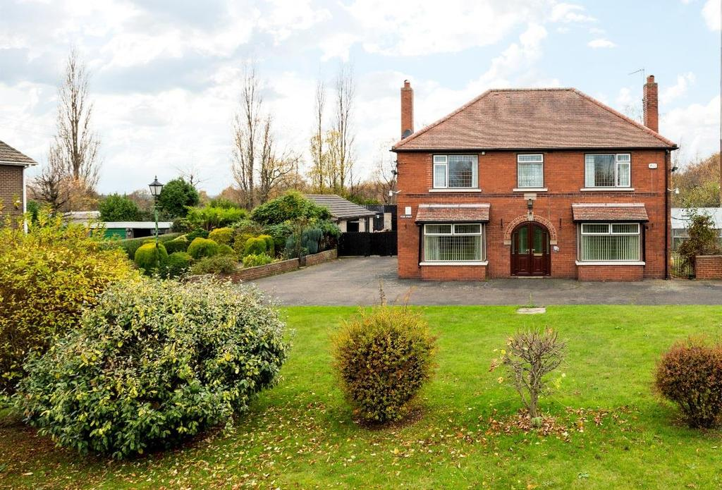 4 Bedrooms Detached House for sale in Long Lane, Great Heck