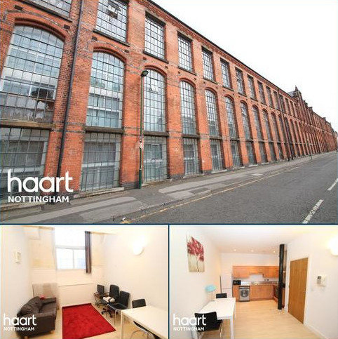 2 bedroom flat to rent - Linen House, NG7