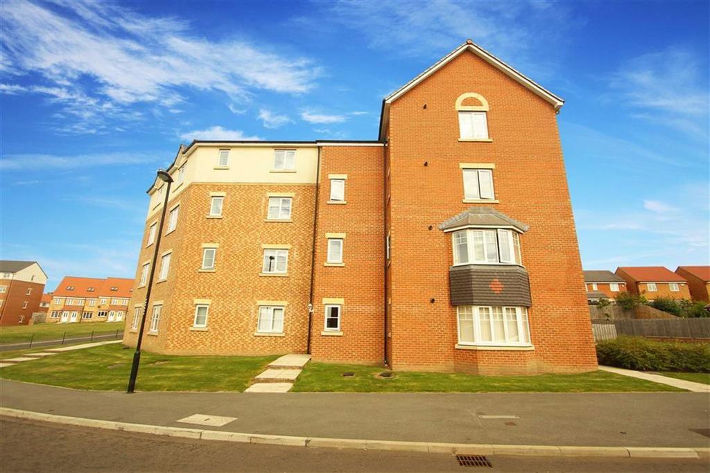2 Bedrooms Flat for sale in Haydon Drive, Wallsend