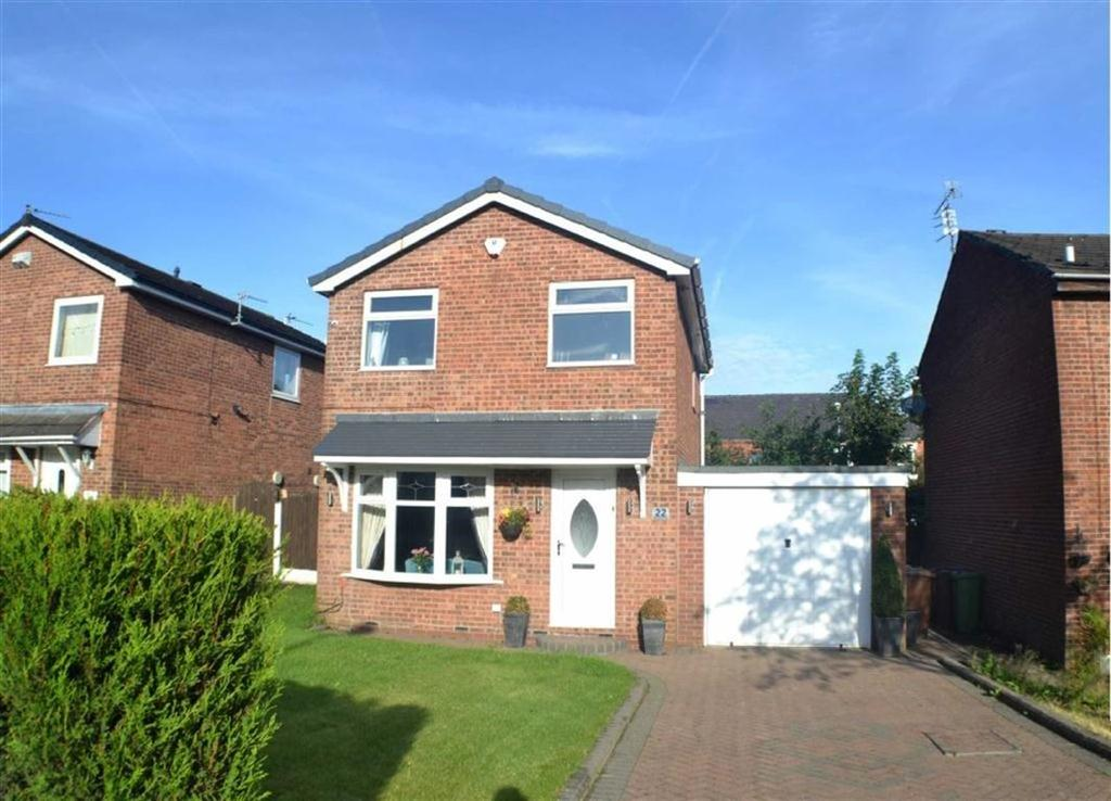3 Bedrooms Detached House for sale in Grovewood Close, Ashton-under-lyne, Lancashire, OL7