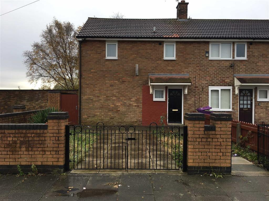 2 Bedrooms Terraced House for sale in Altfinch Close, Liverpool