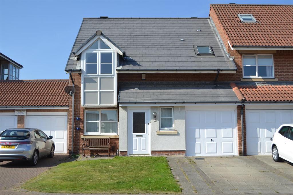 3 Bedrooms End Of Terrace House for sale in Liddell Court, North Haven, Sunderland