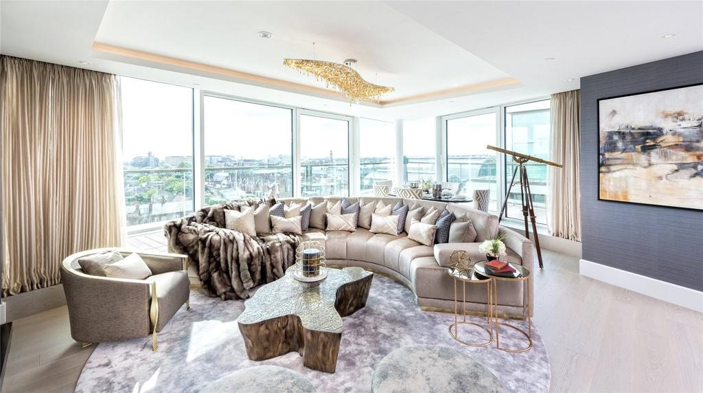3 Bedrooms House for sale in Benson House, 4 Radnor Terrace, London
