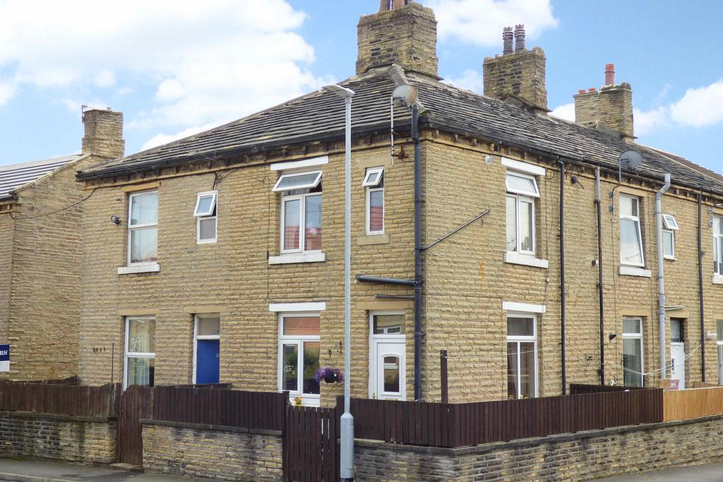 2 Bedrooms End Of Terrace House for sale in Frances Street, Brighouse HD6