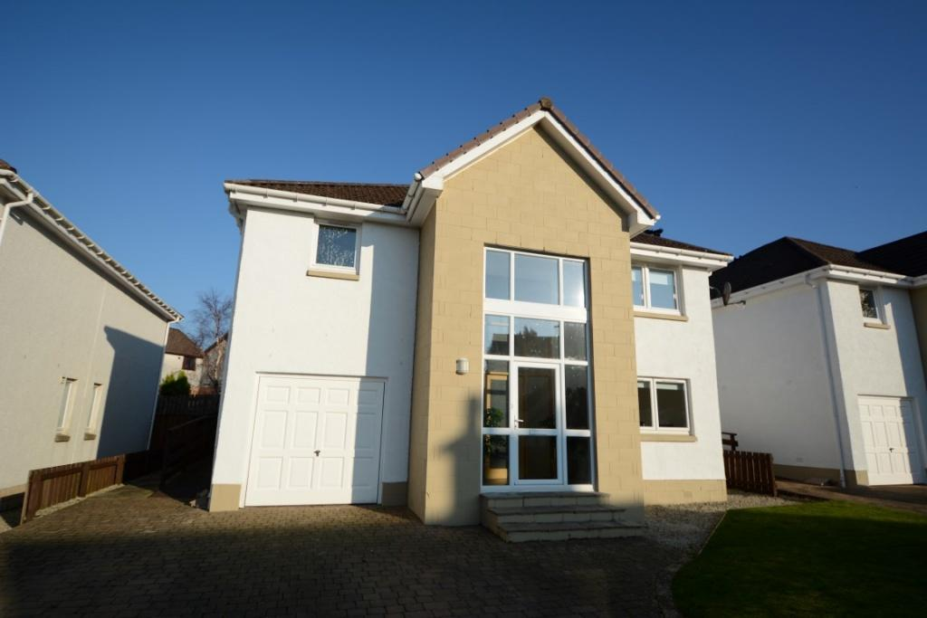 4 Bedrooms Detached Villa House for sale in 3 Millhouse Gait, Inverkip, PA16 0DH