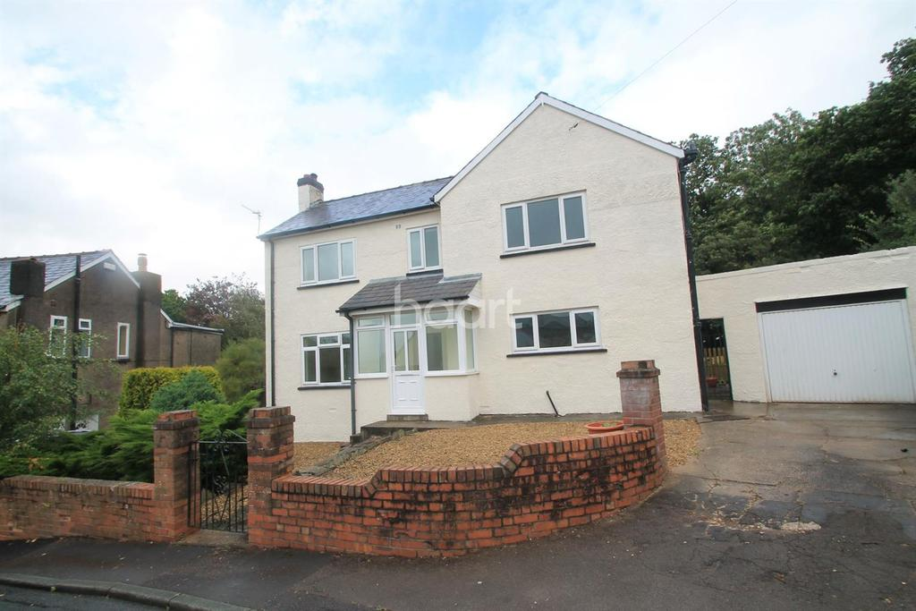 4 Bedrooms Detached House for sale in St Annes Crescent, ST julians, Newport