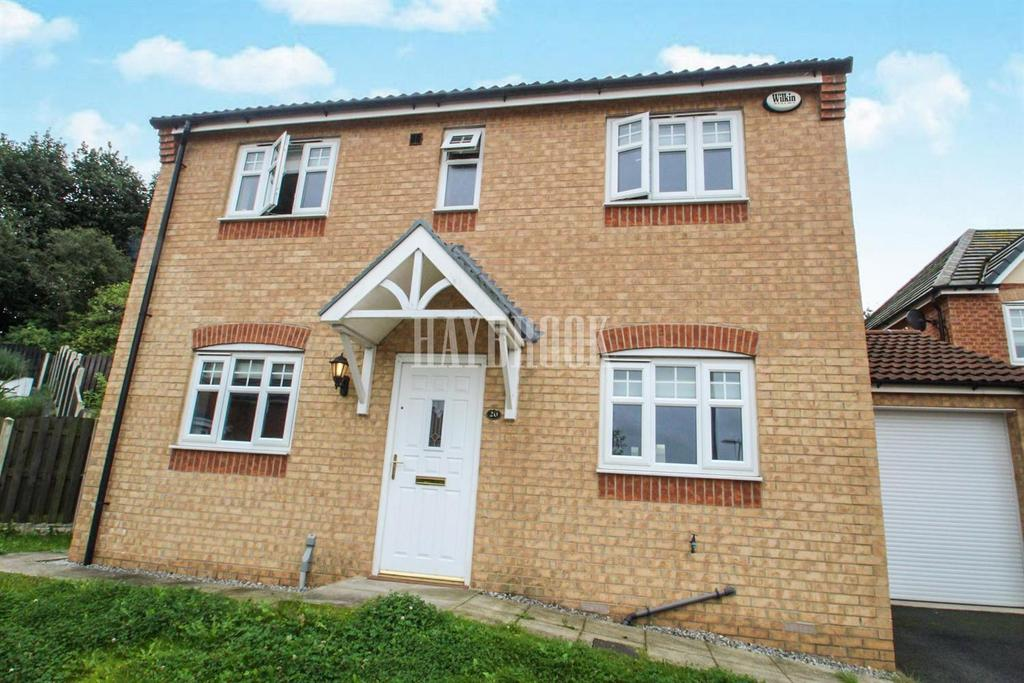 4 Bedrooms Detached House for sale in Redhill Court, Wilthorpe