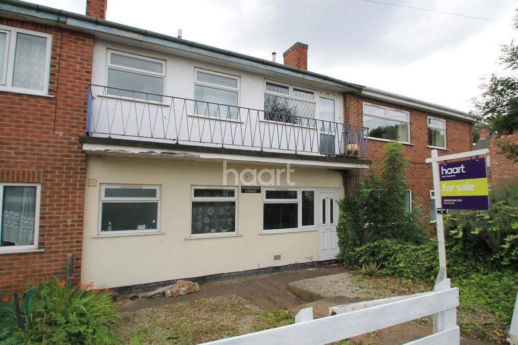 2 Bedrooms Flat for sale in Pembroke Court, Woodborough Road, Mapperley