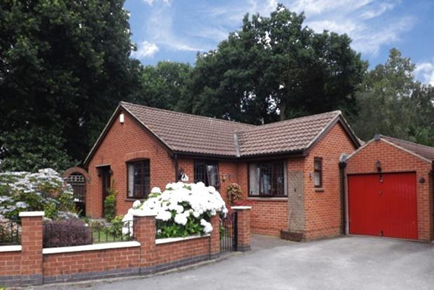 3 Bedrooms Bungalow for sale in Gerrard Close, Arnold, Nottingham, NG5
