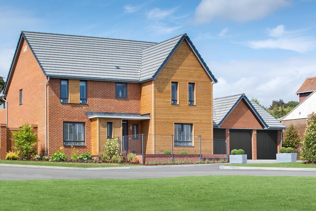 5 Bedrooms Detached House for sale in Bedhampton