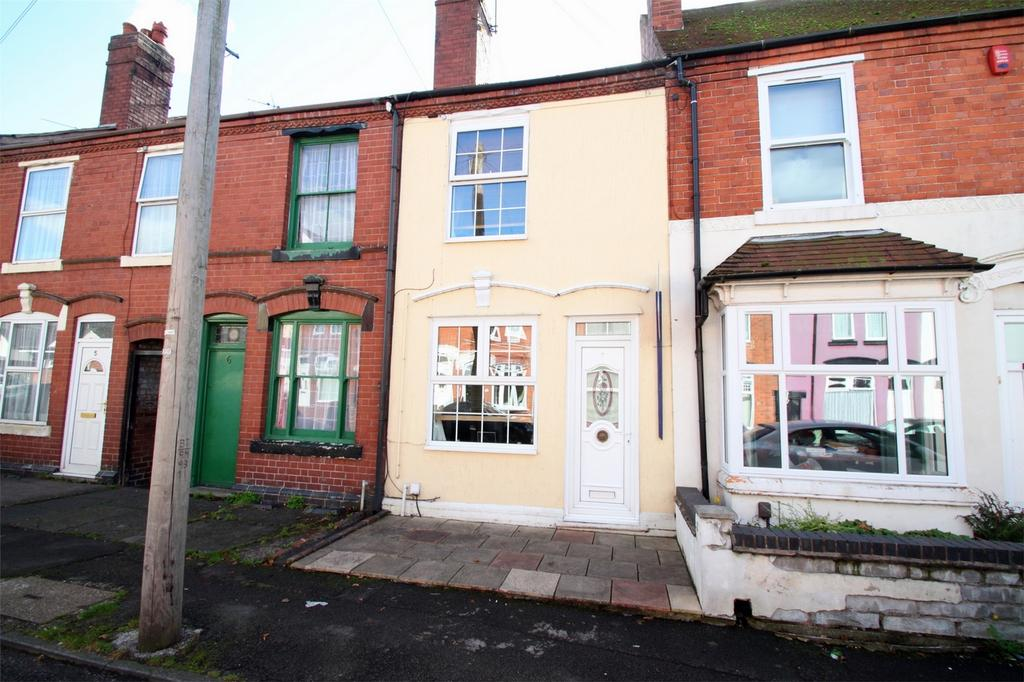 2 Bedrooms Terraced House for sale in Crescent Road, Netherton, DUDLEY, West Midlands