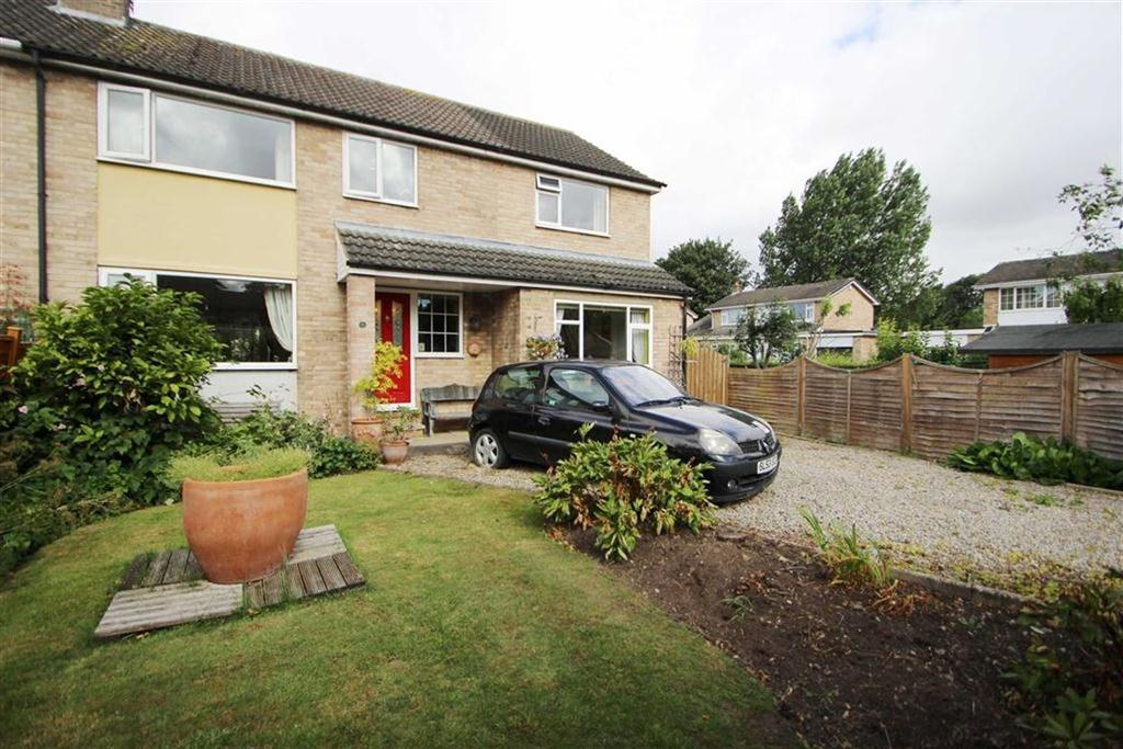 4 Bedrooms Semi Detached House for sale in Brookside Avenue, Bedale