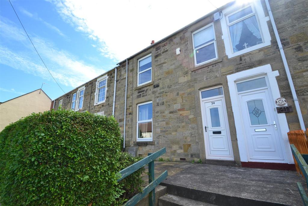 3 Bedrooms Terraced House for sale in Bywell Terrace, Seaton Sluice