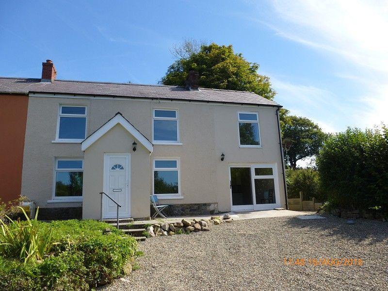 3 Bedrooms Semi Detached House for sale in Heol Yr Ysgol Cefneithin, Llanelli, Carmarthenshire.
