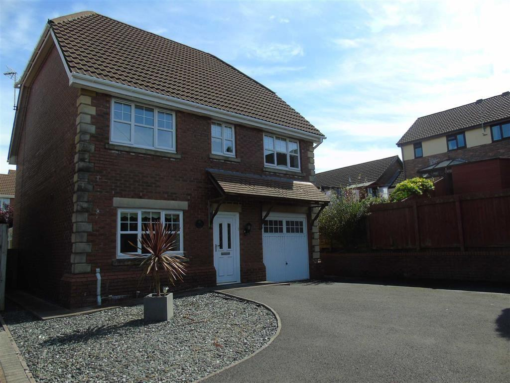 5 Bedrooms Detached House for sale in Maes Conwy, Pemberton, Llanelli