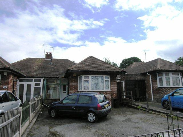 2 Bedrooms Semi Detached Bungalow for sale in Templeton Road,Great Barr,Birmingham
