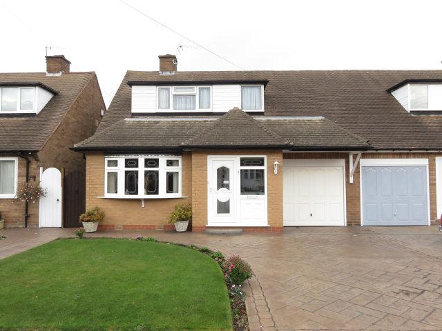 3 Bedrooms Bungalow for sale in Silver Birch Road,Streetly,Sutton Coldfield