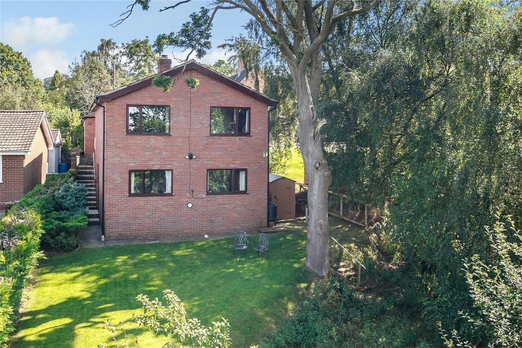 4 Bedrooms Detached House for sale in Oakdene, Cleeton St Mary, Kidderminster, Shropshire