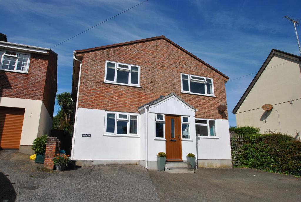 4 Bedrooms Detached House for sale in New Road, Stratton