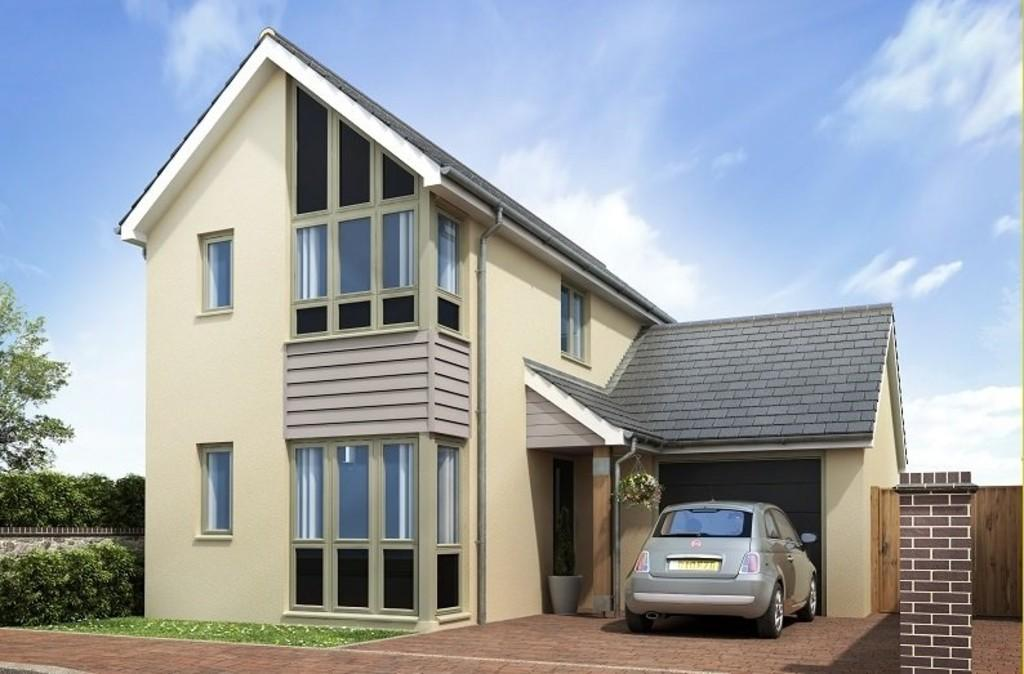 4 Bedrooms Detached House for sale in Plot 46 | Primrose Hill | Off Plantation Way | The Willows