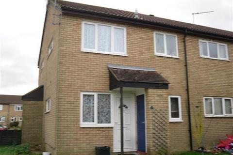 1 bedroom end of terrace house to rent - Orwell Drive, Aylesbury
