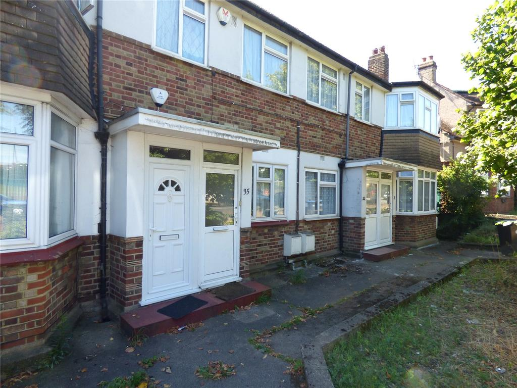 2 Bedrooms Maisonette Flat for sale in Oakthorpe Road, Palmers Green, London, UK, N13