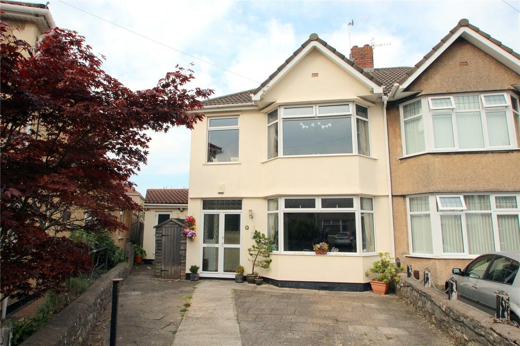 3 Bedrooms Semi Detached House for sale in Stella Grove, Ashton, Bristol, BS3