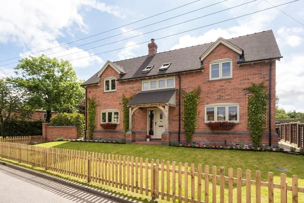 4 Bedrooms Detached House for sale in Mill Street, Coton in the Elms