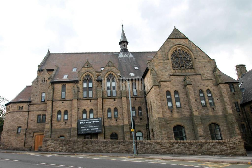 1 Bedroom Flat for sale in 4, Heritage Hall, 200 Crookes Valley Road