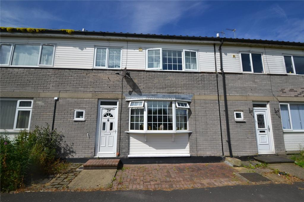 3 Bedrooms Terraced House for sale in Leven Walk, Peterlee, SR8