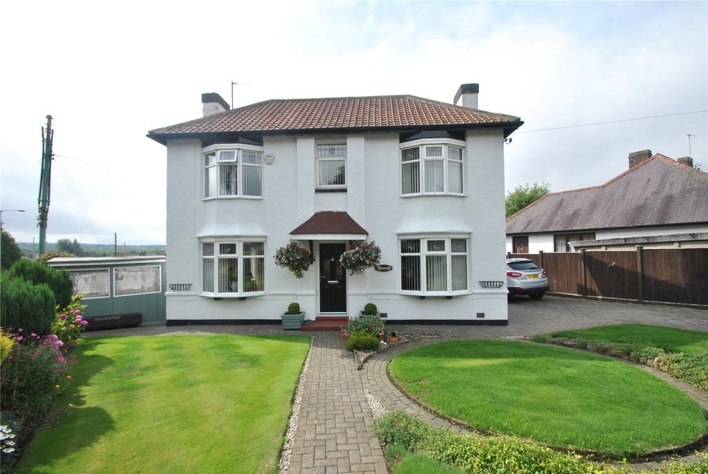 4 Bedrooms Detached House for sale in Chilton Moor, Houghton le Spring, Tyne and Wear, DH4