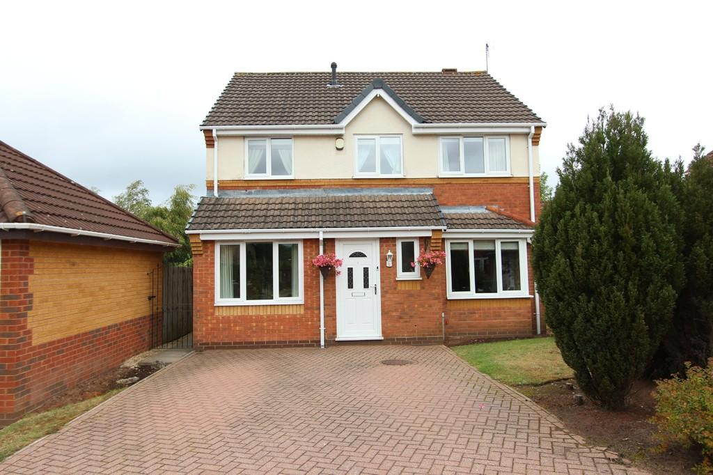 4 Bedrooms Detached House for sale in Tansley Close, Dorridge
