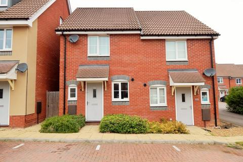 2 bedroom semi-detached house to rent - Costessey