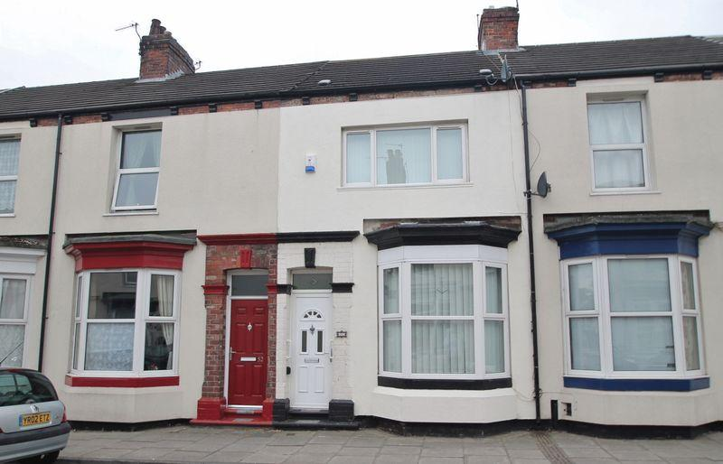 2 Bedrooms Terraced House for sale in Orwell Street, Middlesbrough