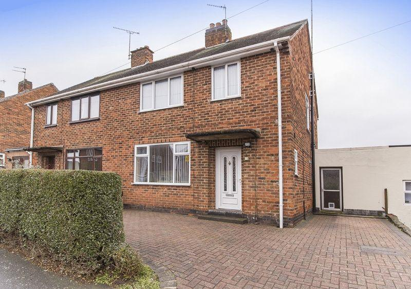 3 Bedrooms Semi Detached House for sale in POYSER AVENUE, CHADDESDEN