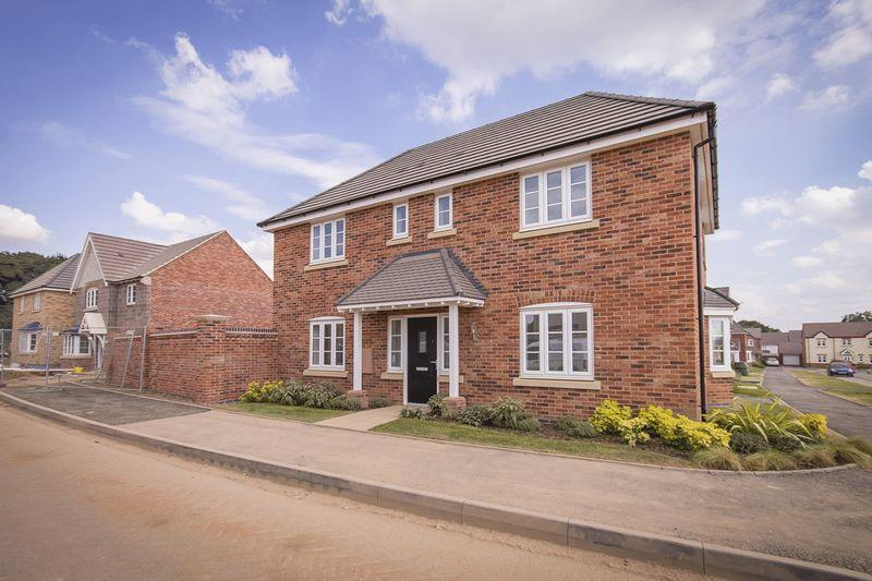 4 Bedrooms Detached House for sale in THE WESSINGTON, LANGLEY COUNTRY PARK