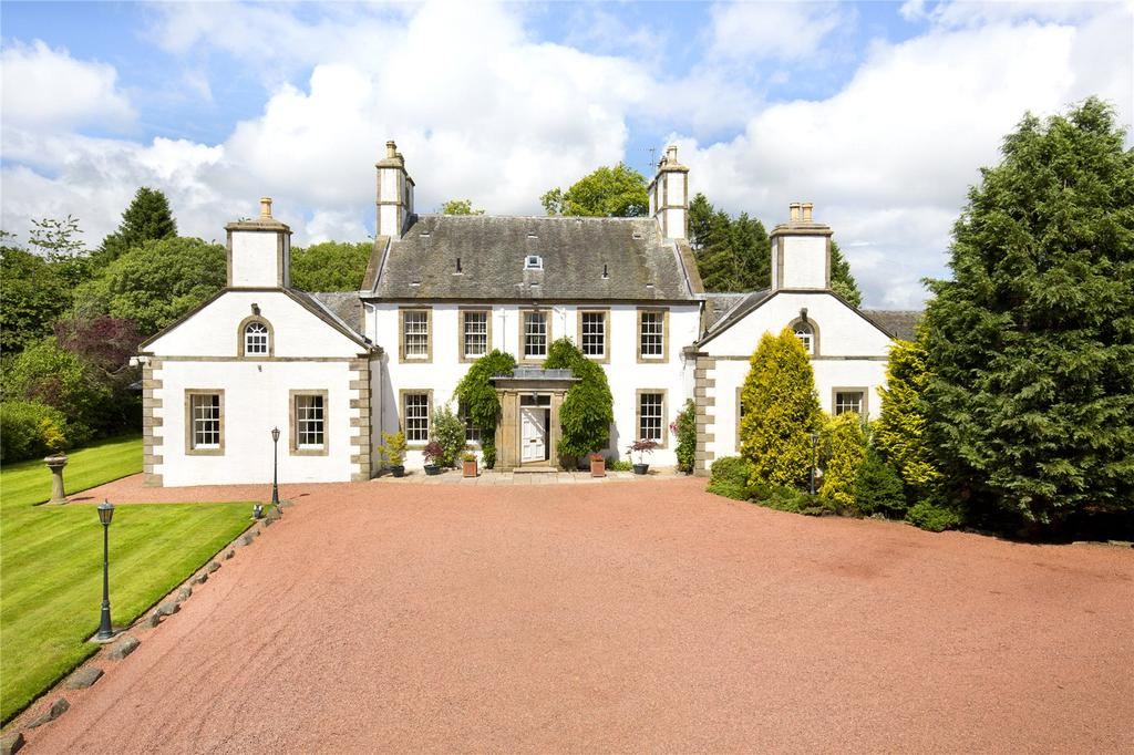 6 Bedrooms Equestrian Facility Character Property for sale in Westfield, Harburn, West Lothian, EH55