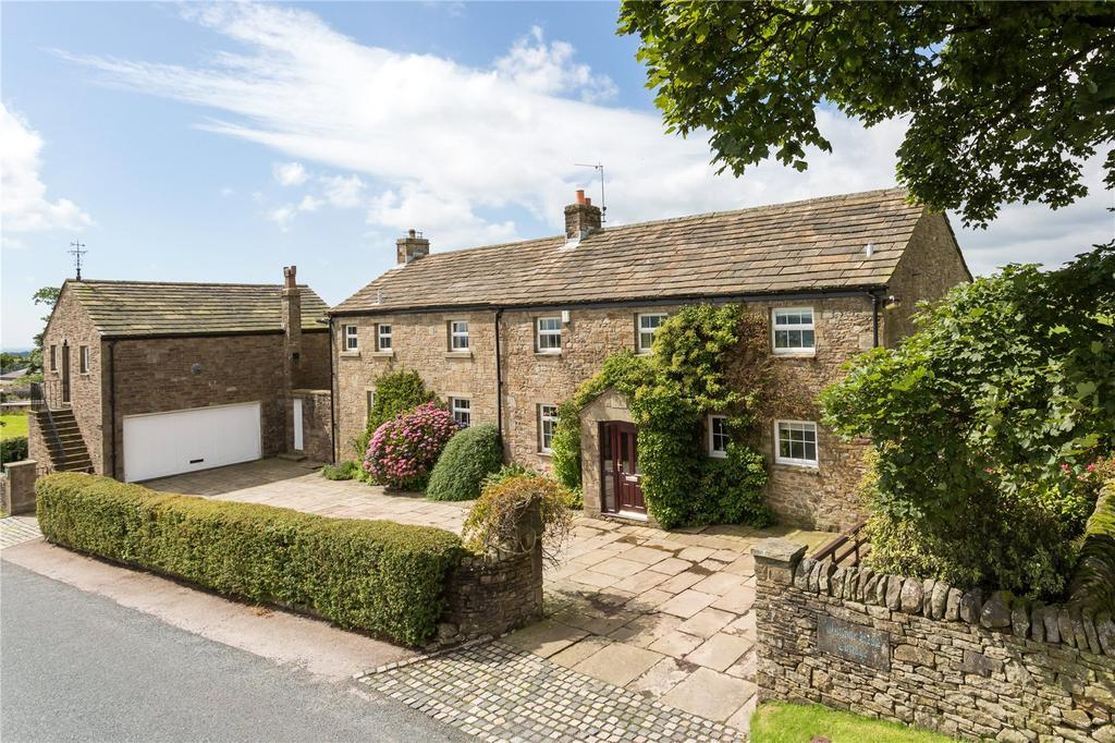 5 Bedrooms Unique Property for sale in Out Lane, Chipping, Preston, Lancashire, PR3