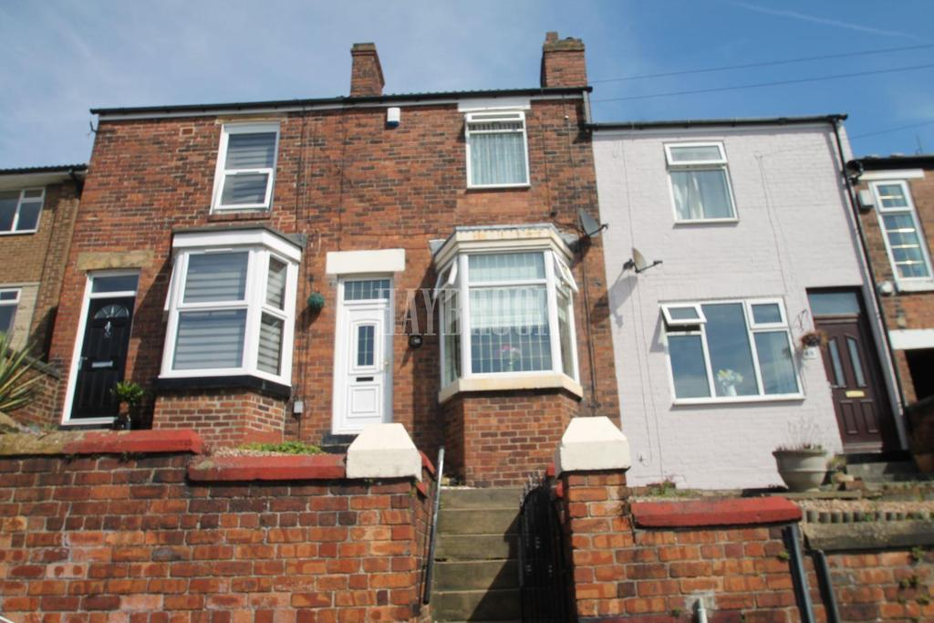 3 Bedrooms End Of Terrace House for sale in Regent Street, Kimberworth