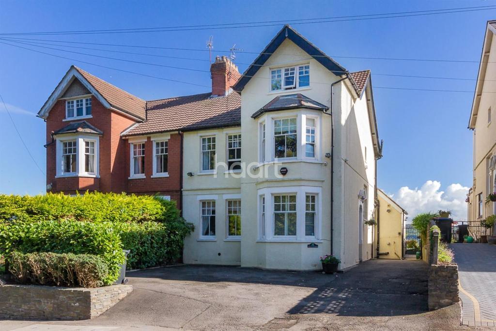 5 Bedrooms Semi Detached House for sale in Ponthir Road, Caerleon, Newport