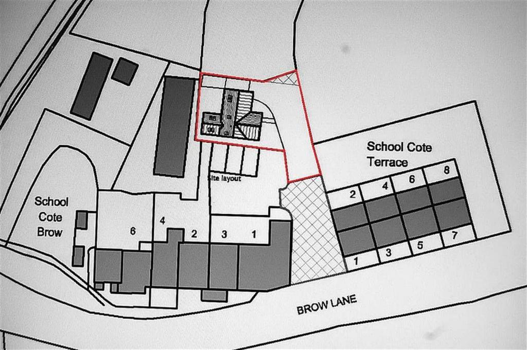 Land Commercial for sale in Brow Lane, Holmfield, Halifax, HX3