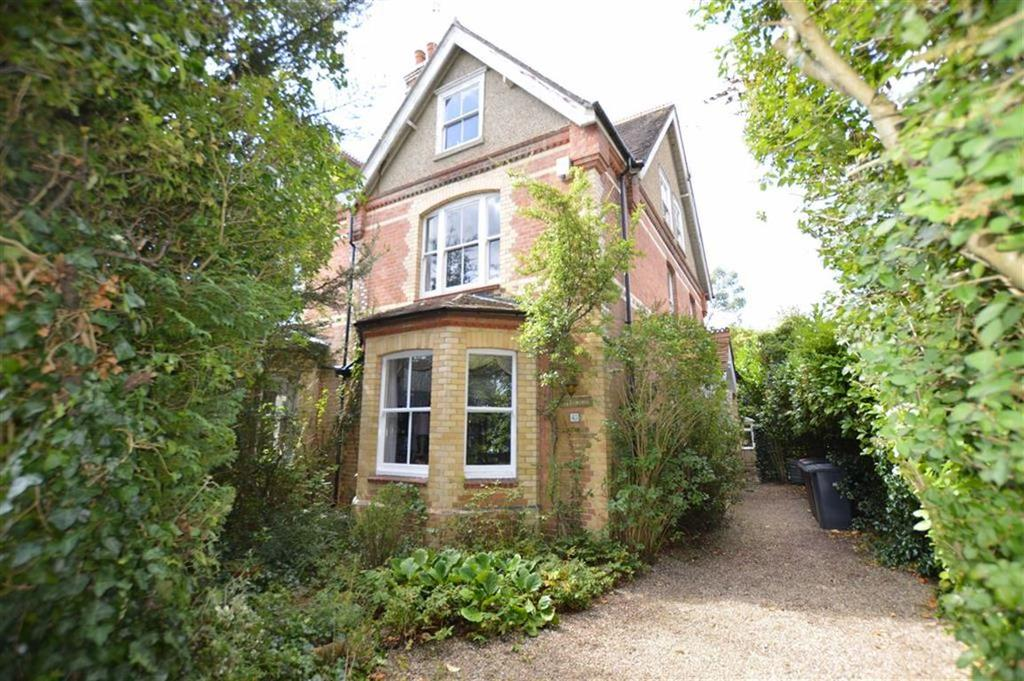 5 Bedrooms Semi Detached House for sale in Albert Road, Caversham Heights, Reading